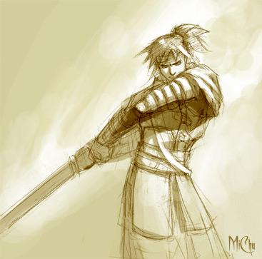 My Avatar Swordman_by micchu